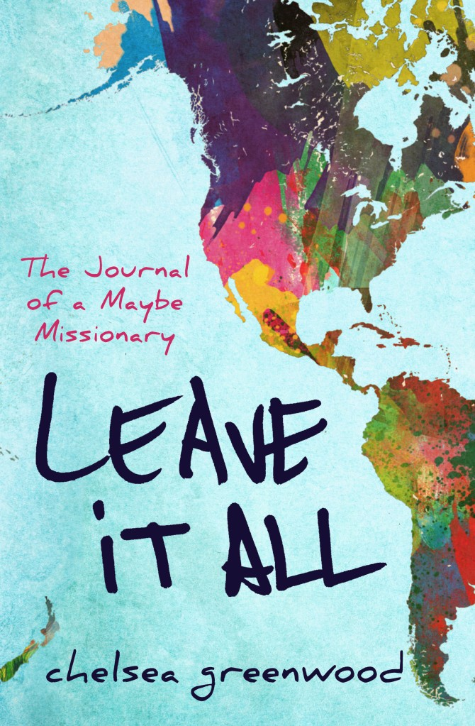 Leave It All Book Link to Amazon